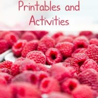 FREE Fruit Themed Printables and Activities