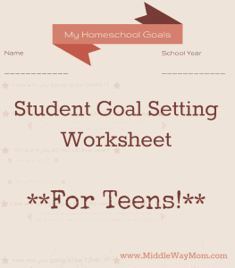 GoalSettingWorksheet