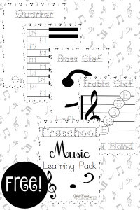 Preschool-Music-Learning-Pack-By-Year-Round-Homeschooling
