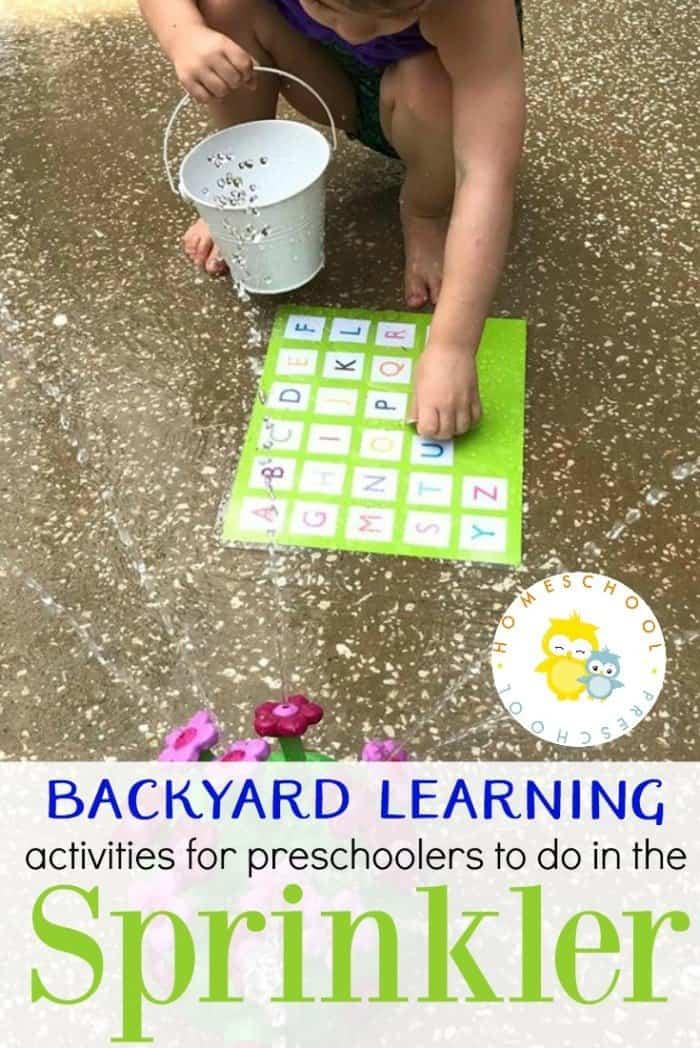 Sprinkler Learning