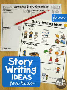 Story-Writing-Ideas-for-Kids-Free-Printable-Pack-This-Reading-Mama