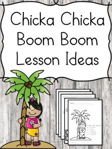 chicka-chicka-boom-boom-lesson