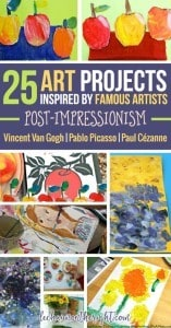 25-Art-Projects-Inspired-by-Famous-Artists-Post-Impressionism