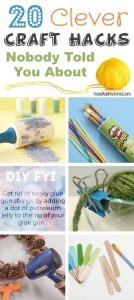 A-fabulous-list-of-awesome-craft-hacks-I-wish-I-had-known-about-these-tricks-a-long-time-ago-especially-the-hot-glue-gun-tip.-