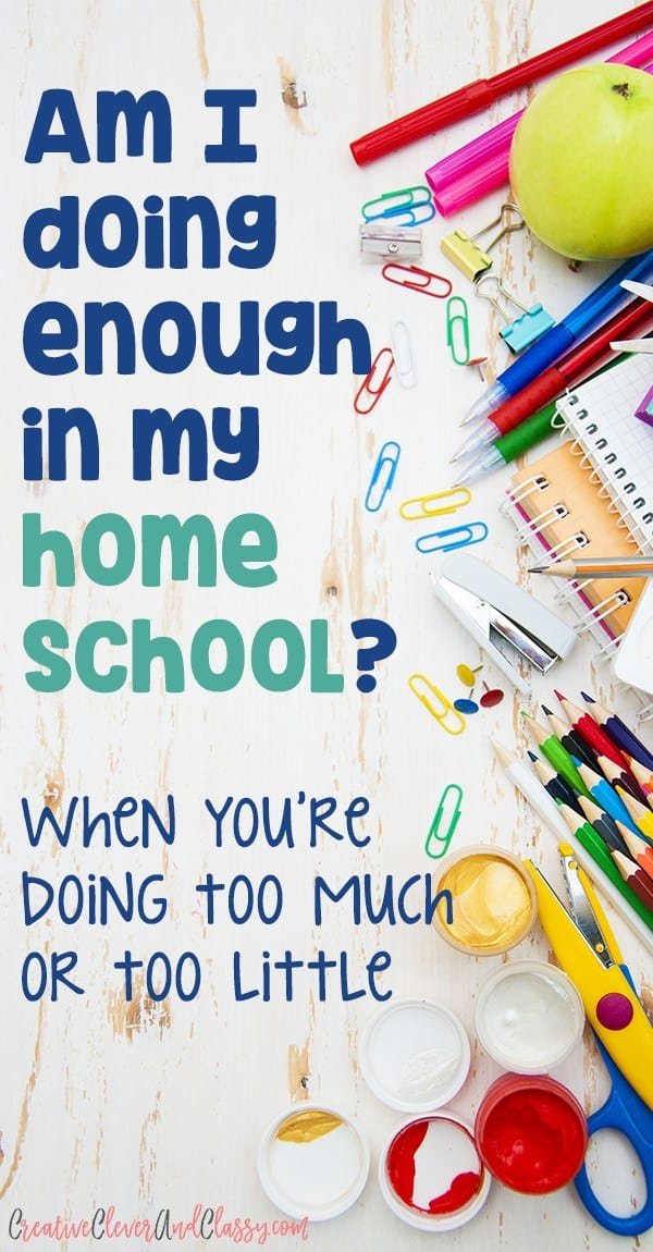 Am-I-Doing-Enough-In-My-Homeschool
