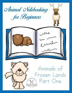 Animal-Notebooking-for-Beginners-Animals-of-Frozen-Lands-Pt.-1
