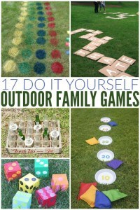 DIY-Outdoor-Family-Games