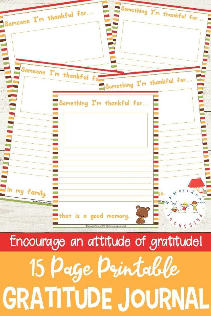 Gratitude Journal PIN
