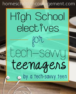 High-School-Electives-for-Tech-Savvy-Teens