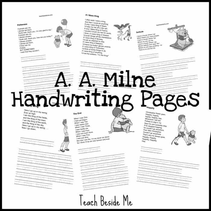 Winnie-the-Pooh-Handwriting-pages-1024x1024