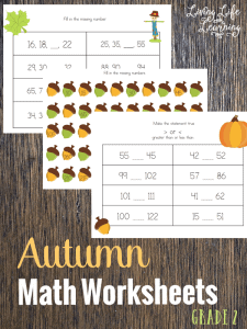 autumn-math-grade-2