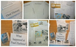 Pearl Harbor Lapbook