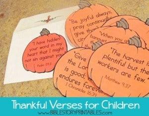 thankfulverses