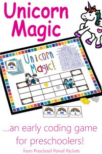 unicorn game label