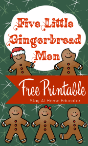 Five-Little-Gingerbread-Men-Free-Printable-599x1000