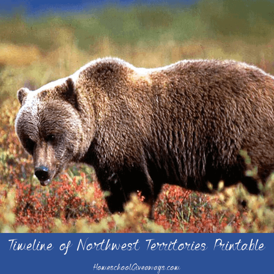 Timeline of Northwest Territories History