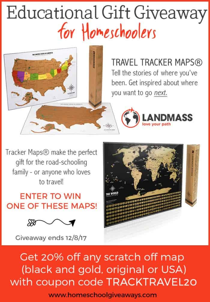 Free homeschool curriculum resources archives page 3 of 25 you can use coupon code tracktravel20 to save 20 on any of the any scratch off maps black and gold original or usa fandeluxe Choice Image
