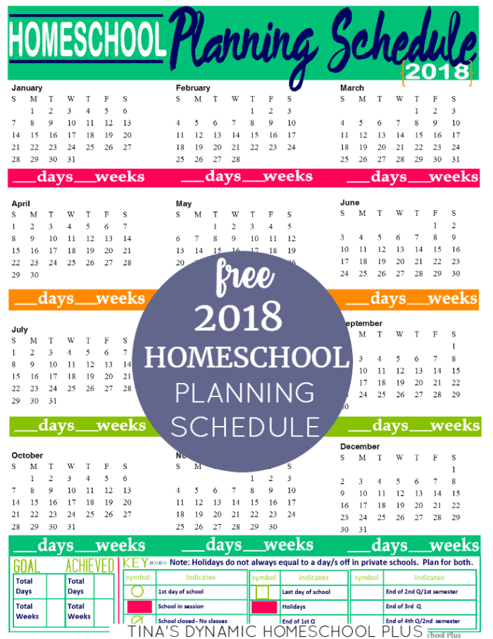 2018-Homeschool-Planning-Schedule-Kelly-Color-Option-@-Tinas-Dynamic-Homeschool-Plus