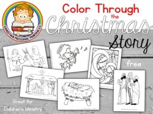 ChristmasStoryColoringHeader