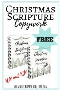 Christmasscripturecopywork