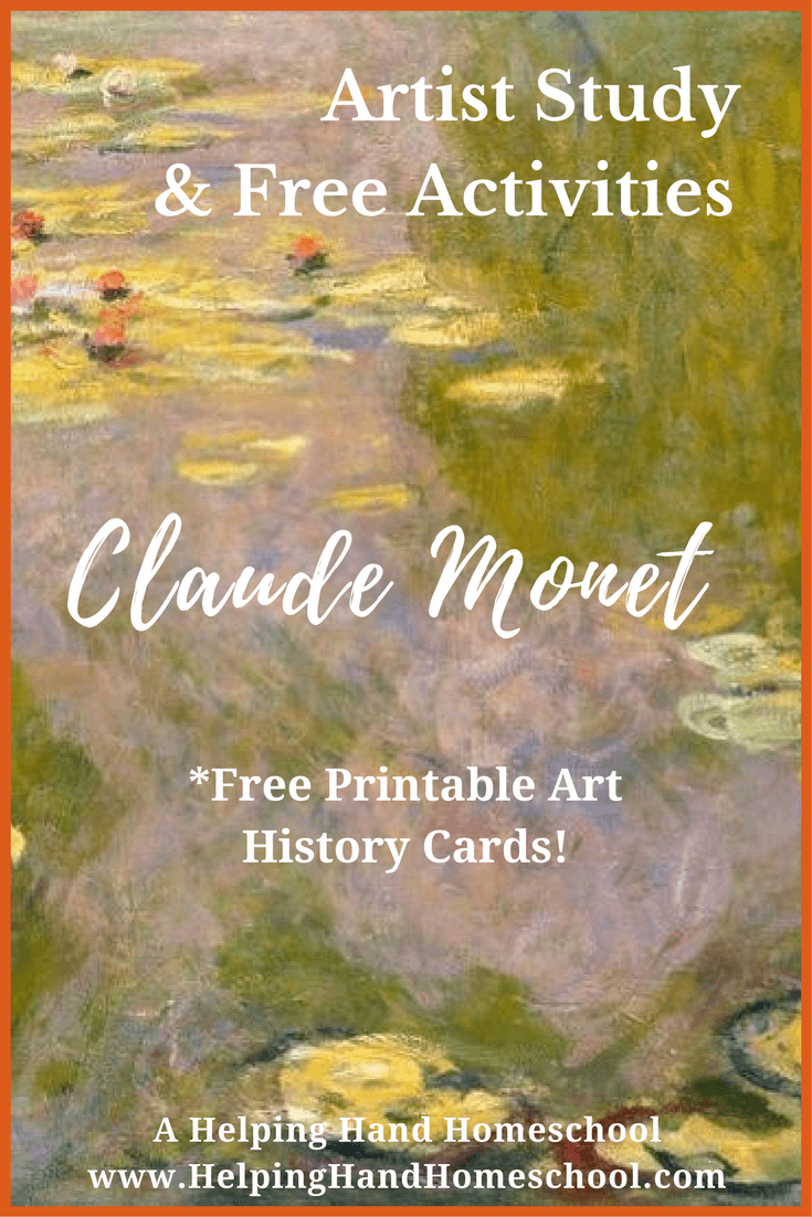 Claude-Monet-Artist-Study-and-Free-Activities (1)
