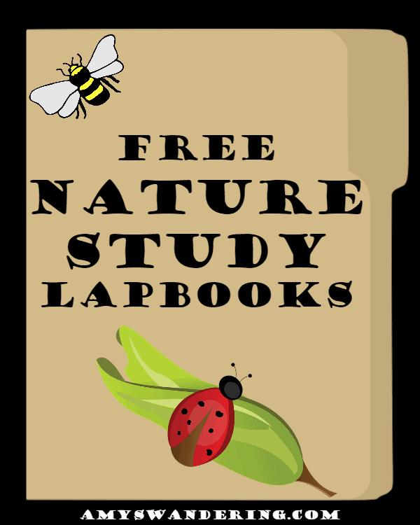 Free-Nature-Study-Lapbooks
