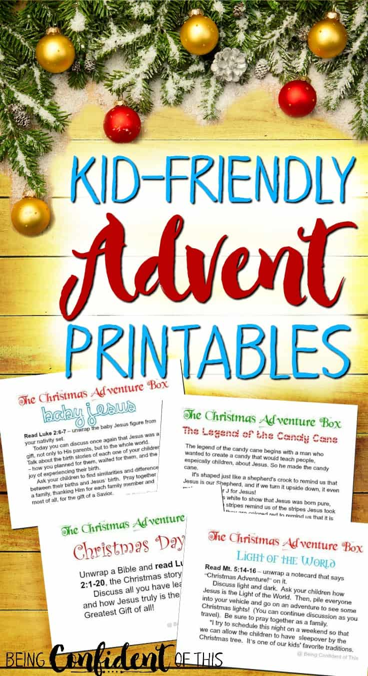 Kid-friendly-Advent-Printables