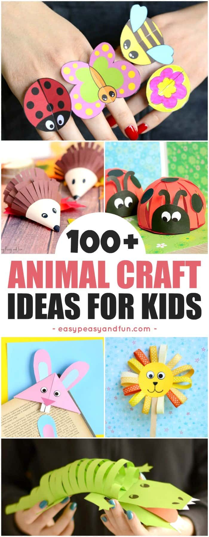 animal craft ideas for toddlers 100 free animal craft ideas for 5843