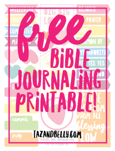Taz-Belly-Free-Bible-Journaling-Printable