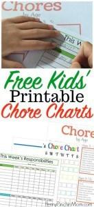 chore-charts-printables