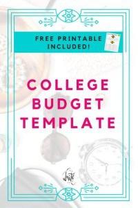 collegebudget