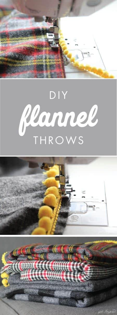 flannelthrow
