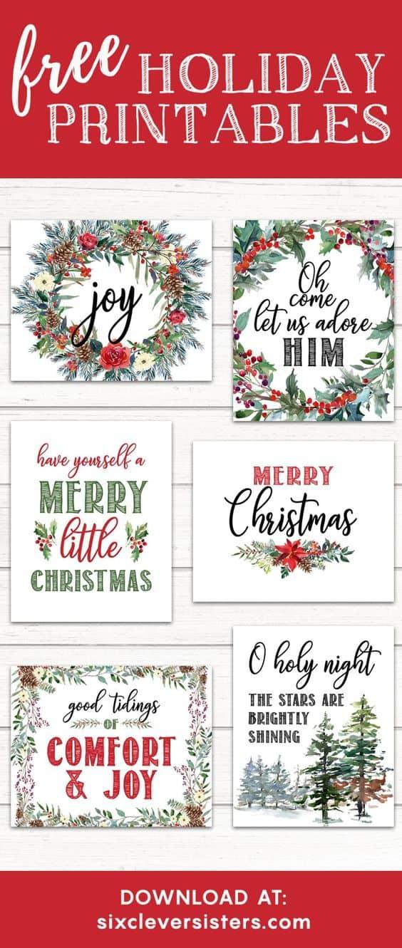 holidayprintables