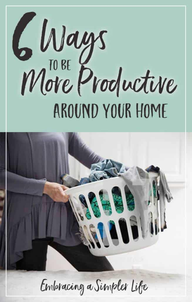 6-Ways-to-be-more-productive-around-your-home