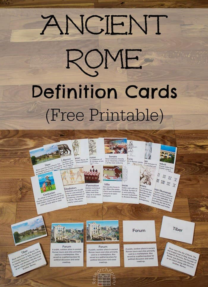 Ancient-Rome-Definition-Cards