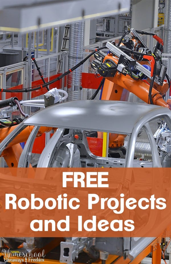 FREE Robotic Projects and Ideas