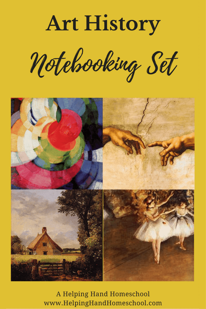 Free-Art-History-Notebooking-Set