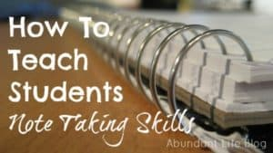 How-to-Teach-Students-Note-Taking-Skills