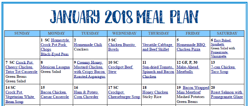 Jan Meal Plan Cropped