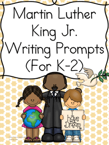 MLK-Day-Writing-Prompt