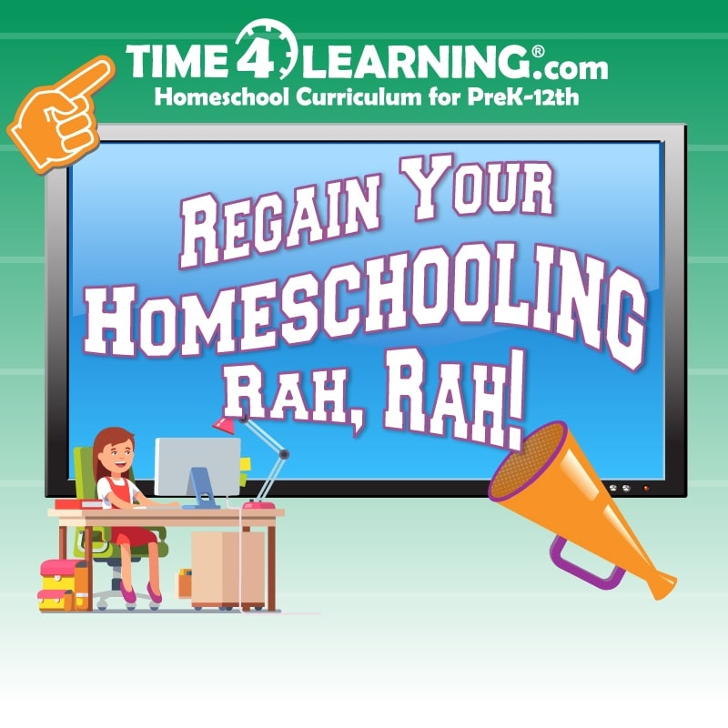 Reclaim your homeschooling spirit!