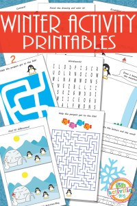 printable-activity-sheets