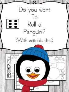 roll-a-penguin