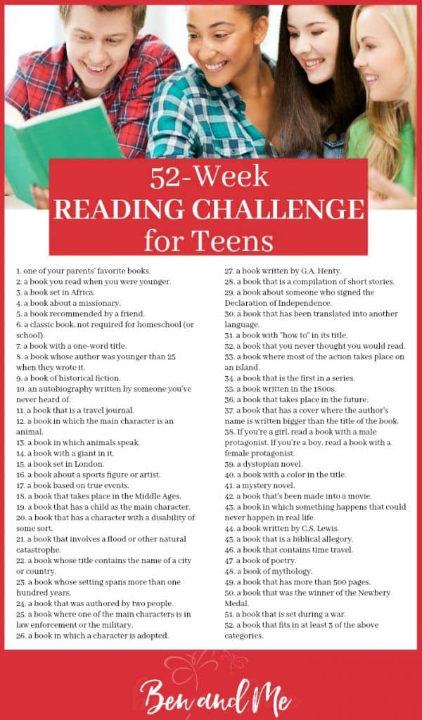52-Week-Reading-Challenge-for-Teens-600x1024