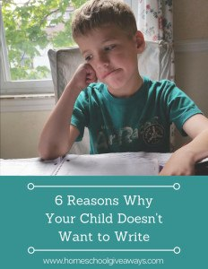 6 Reasons WhyYour Child Doesn'tWant to Write JPEG