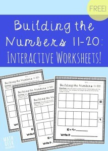 Building-the-Numbers-11-20-Interactive-Worksheets-731x1024