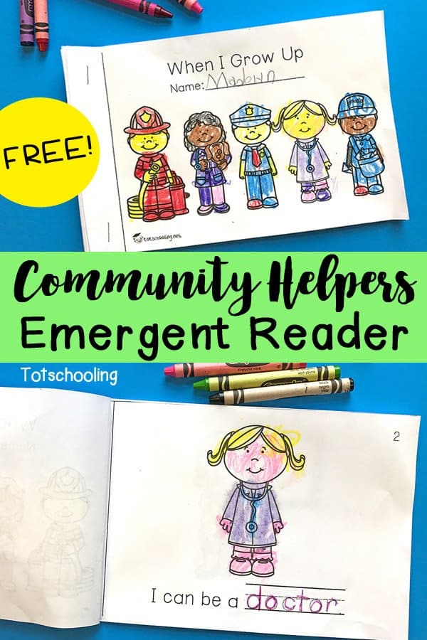 Community-Helpers-Emergent-Reader