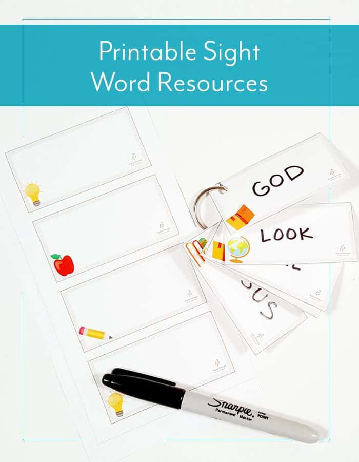 Free homeschool curriculum resources archives page 3 of 26 grade sight words are a great place for students to start learning how to read and flash cards can be a very helpful way to practice those words with fandeluxe Gallery