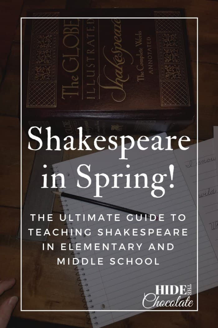 Shakespeare-in-Spring