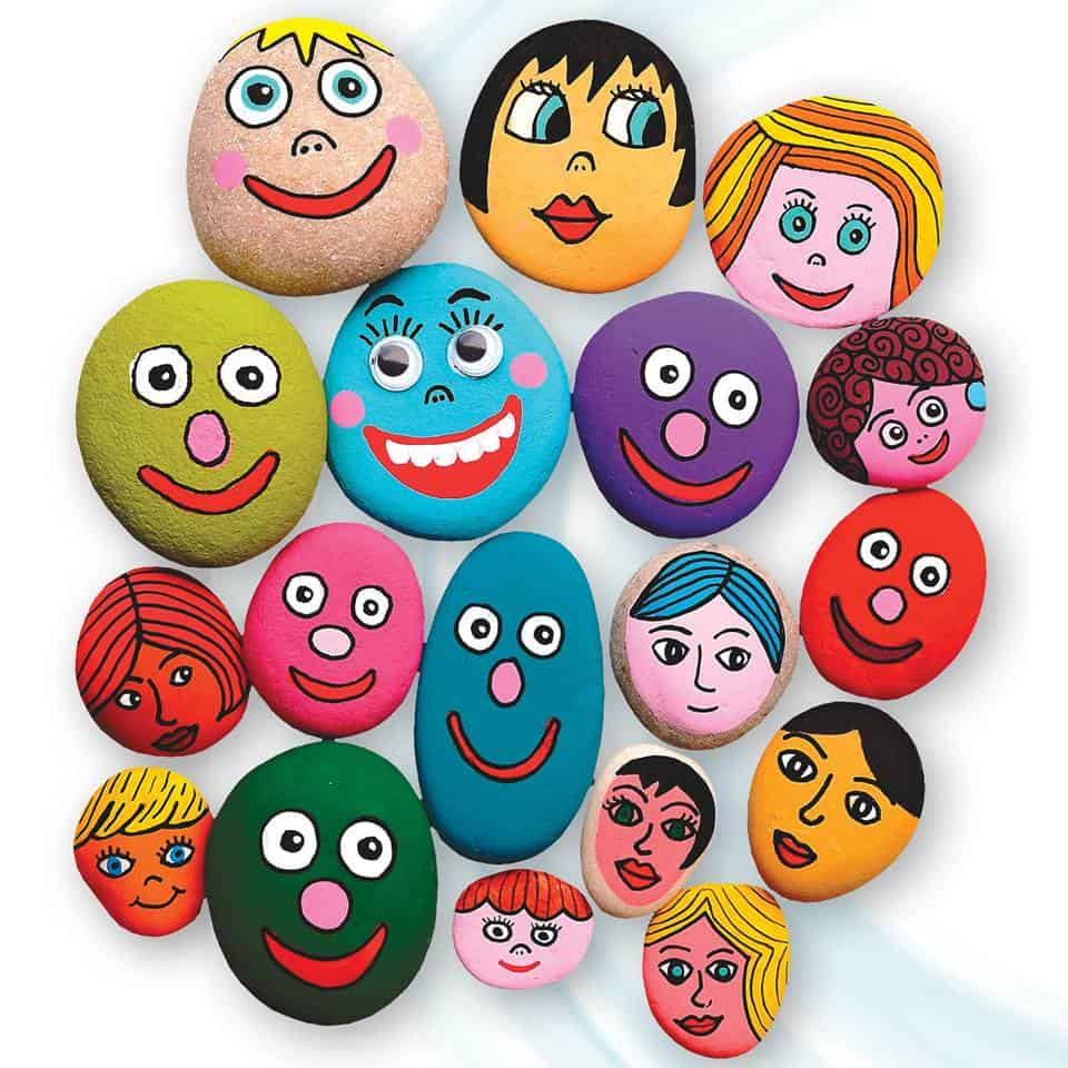 Stone Painting For Kids Inspire Creativity In Your